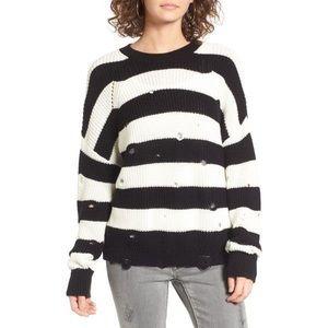 BP crewneck sweater